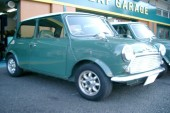 96y ROVER MINI 1.3i 35th Anniversary M/T
