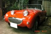 1960y AUSTIN HEALEY SPRITE Mk-I